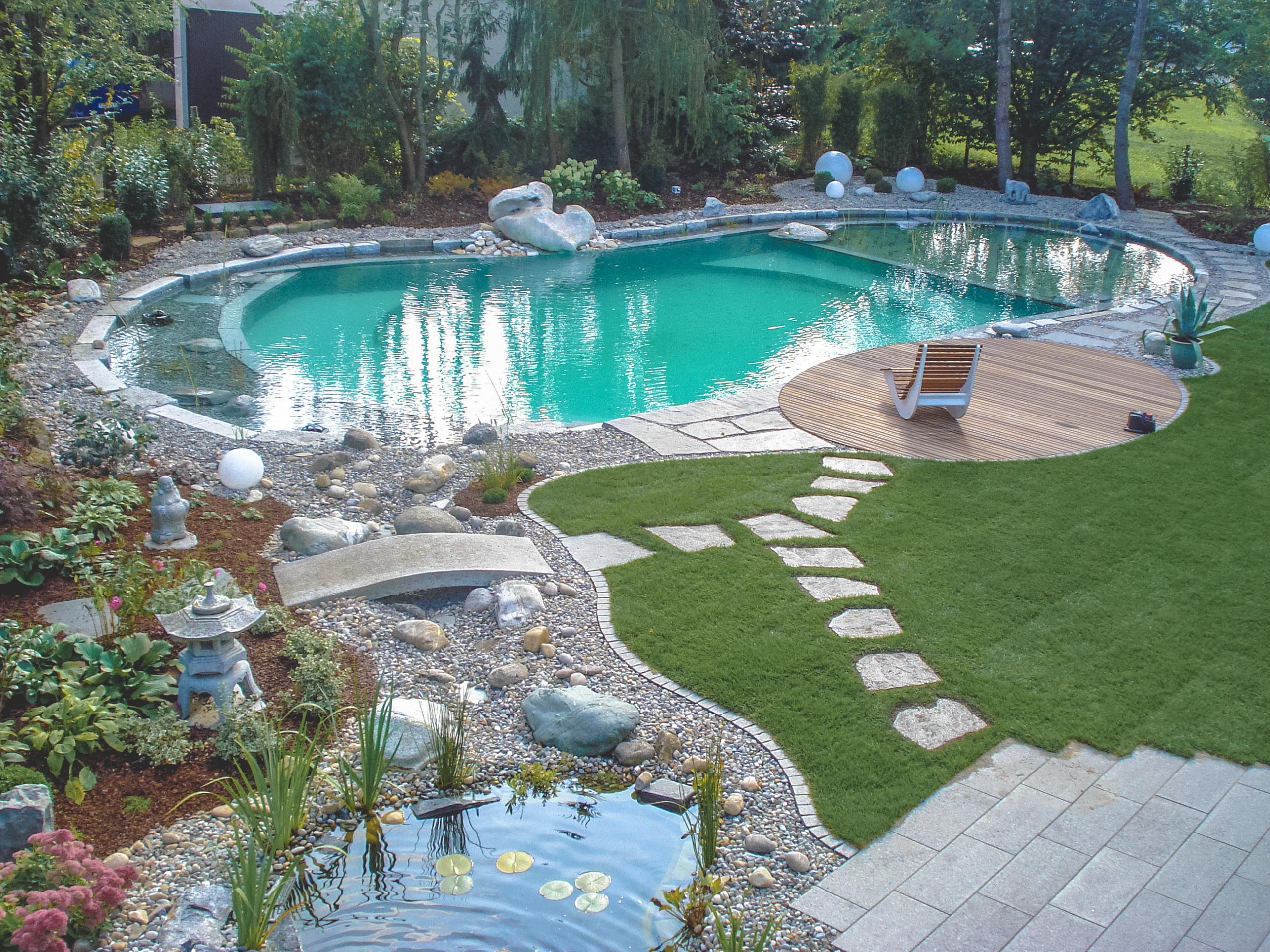 Geiger's Gartengestaltung & Pflanzenwelt