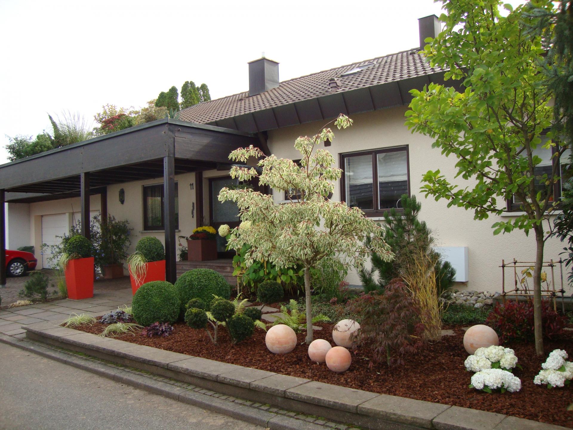 Geiger S Gartengestaltung Amp Pflanzenweltvorher Nachher Rottenburg Kiebingen