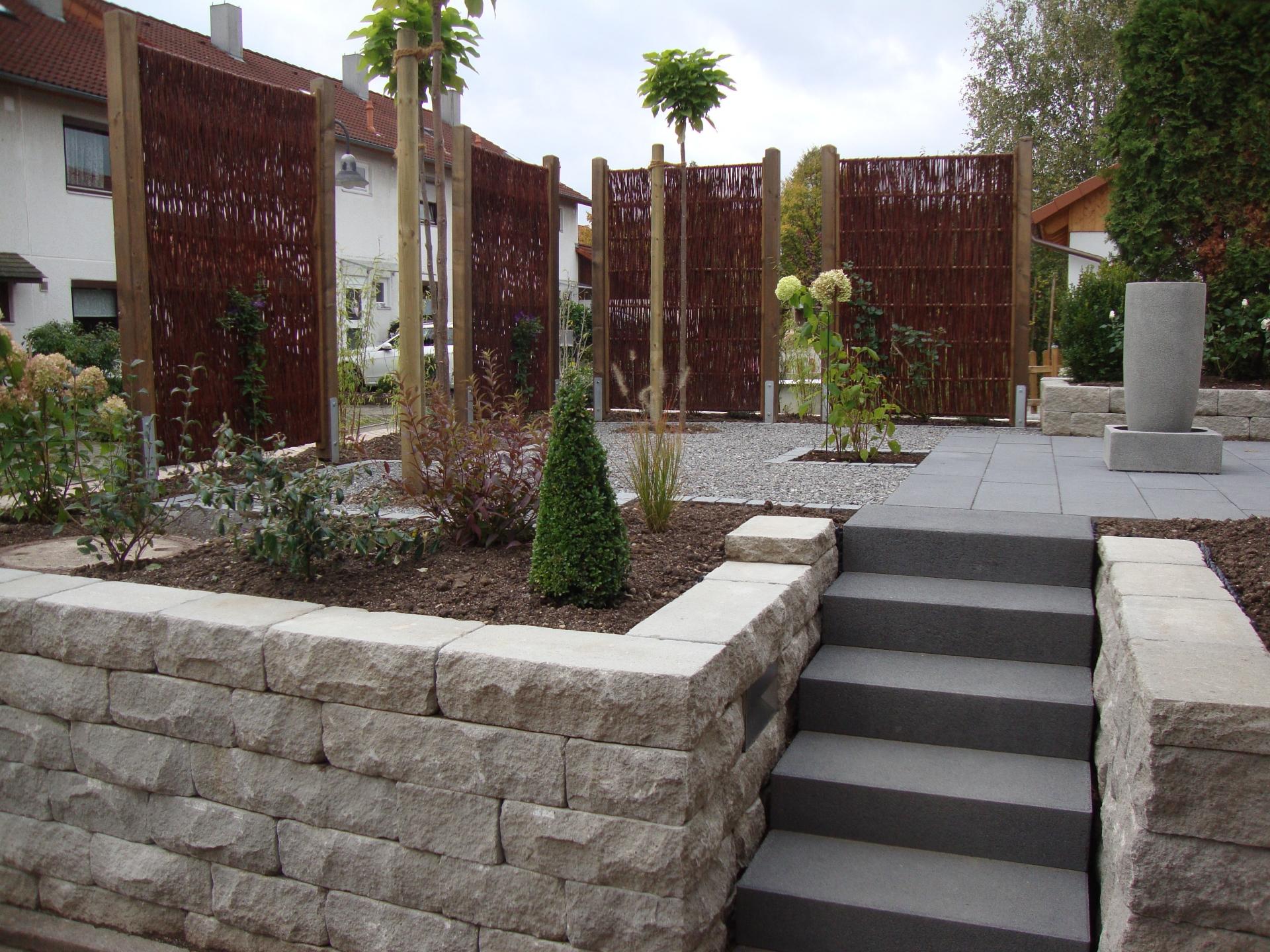 Geiger\'s Gartengestaltung & PflanzenweltVorher - Nachher ...